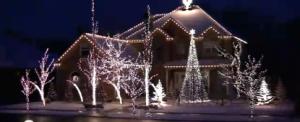 ホールドマン-クリスマスイルミネーション