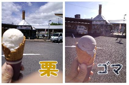 あぐり窪川 アイスクリーム